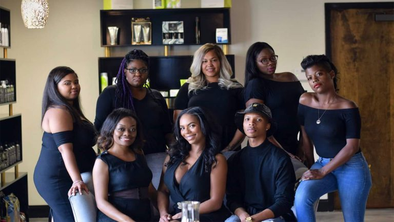 LUXE SALON SPOTLIGHT