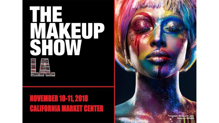 LUXE DOES THE MAKEUP SHOW 2018 LOS ANGELES!