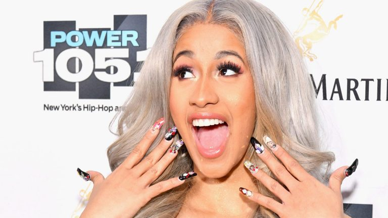 2018 THE CARDI B TAKEOVER YEAR