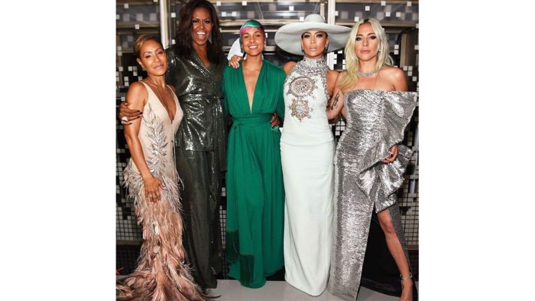 TOP LUXE GRAMMY MOMENTS