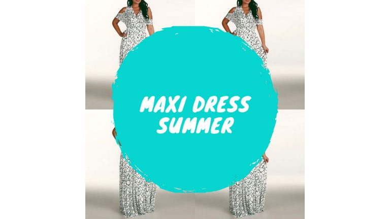 MAXI DRESS SUMMER LOVE