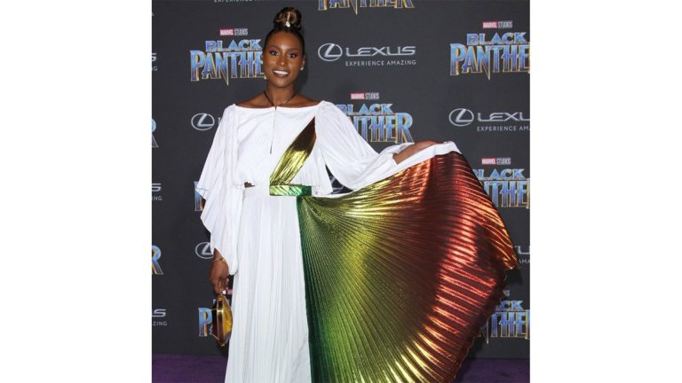 TOP LOOKS OF BLACK PANTHER PREMIERE!