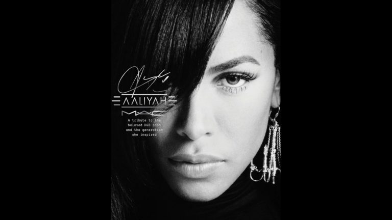 THE MAC x AALIYAH COLLECTION