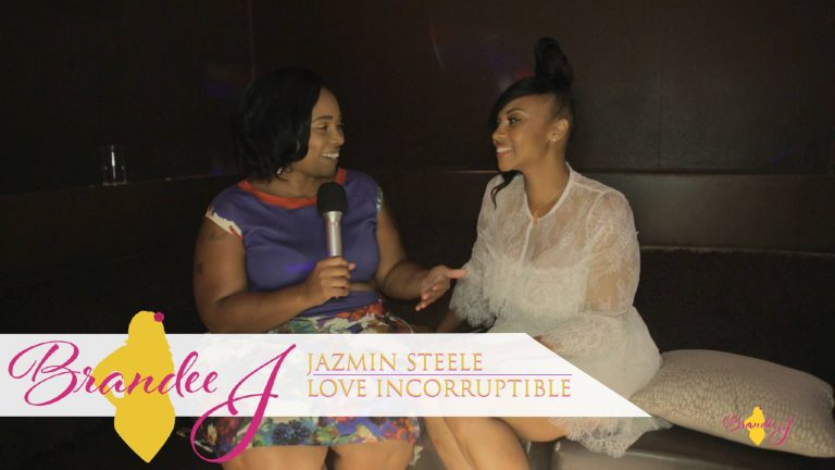 "LUXE KURVES T.V.: Author Jazmin Steele ""Love Incorruptible"" Book Launch Party"