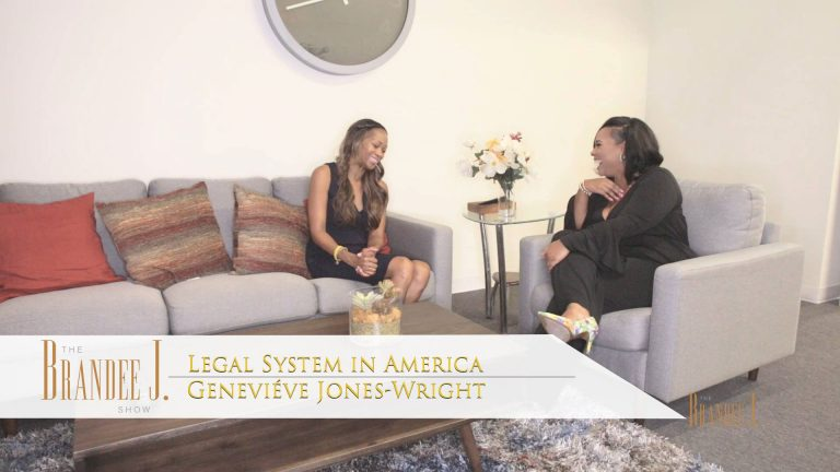 BRANDEE J SHOW: THE LEGAL SYSTEM IN AMERICA