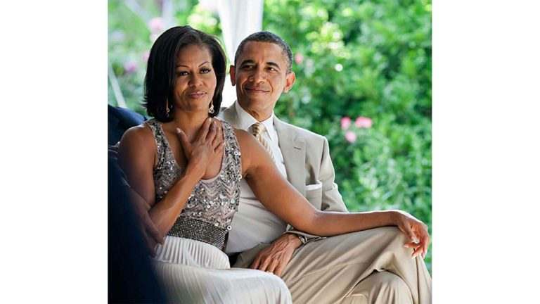 LUXE POWER COUPLE: LIFE AFTER THE WHITE HOUSE