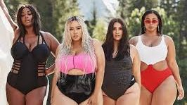 STYLISH CURVY SWIMSUITS