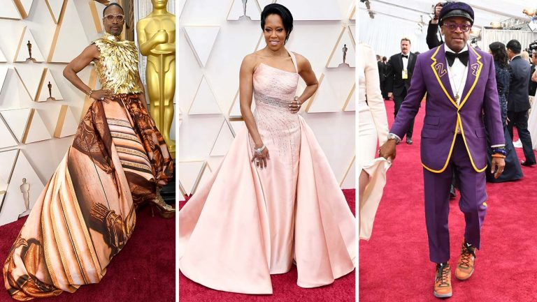 OSCARS RED CARPET LUXE PICKS