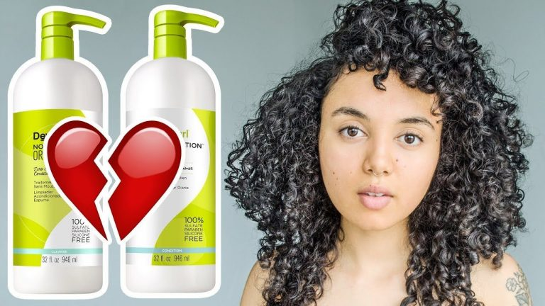 DEVACURL ALLEGEDLY CAUSES HAIR LOSS AND DAMAGE