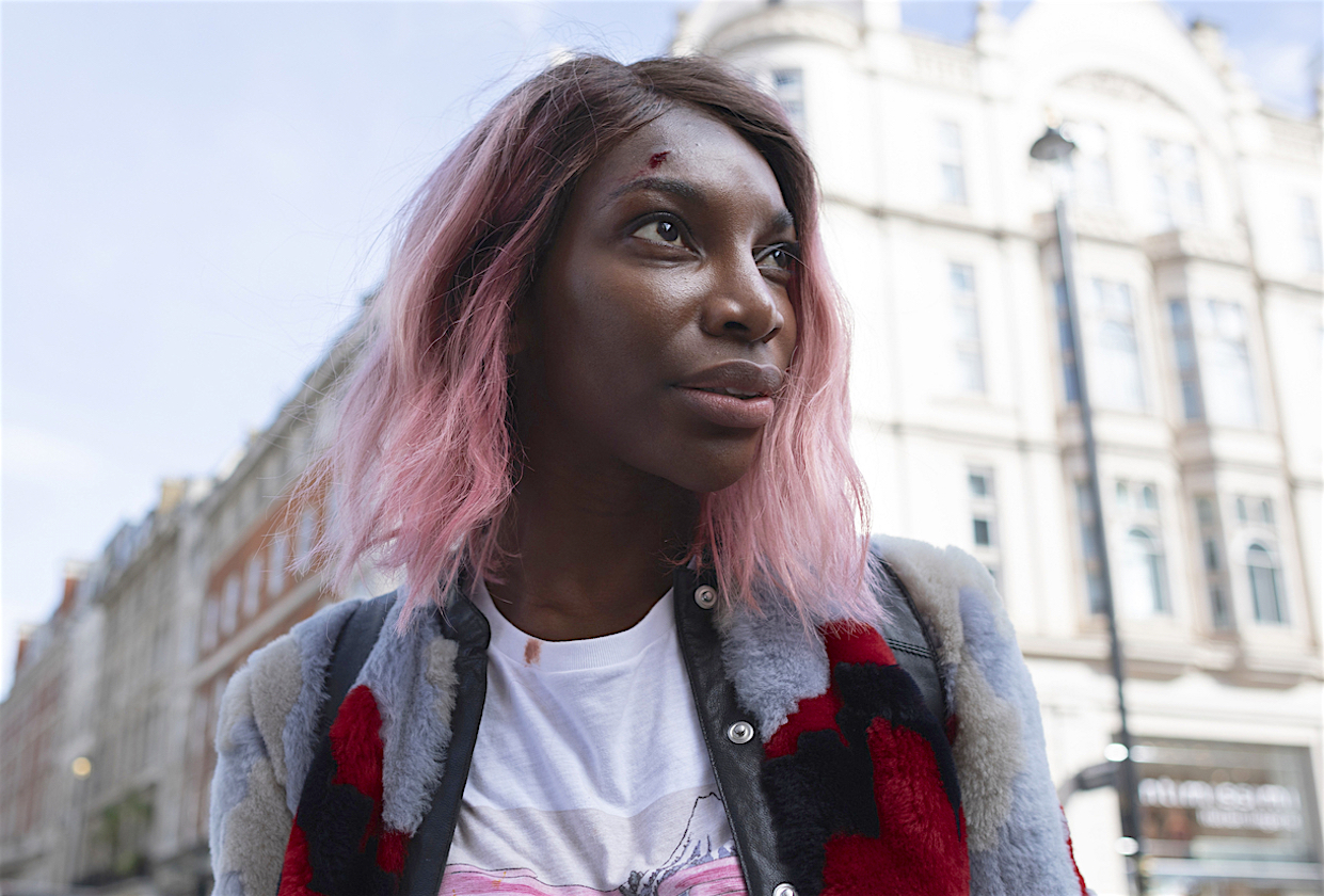 Michaela Coel starred, wrote, co-directed, created, and was an executive producer on the show.