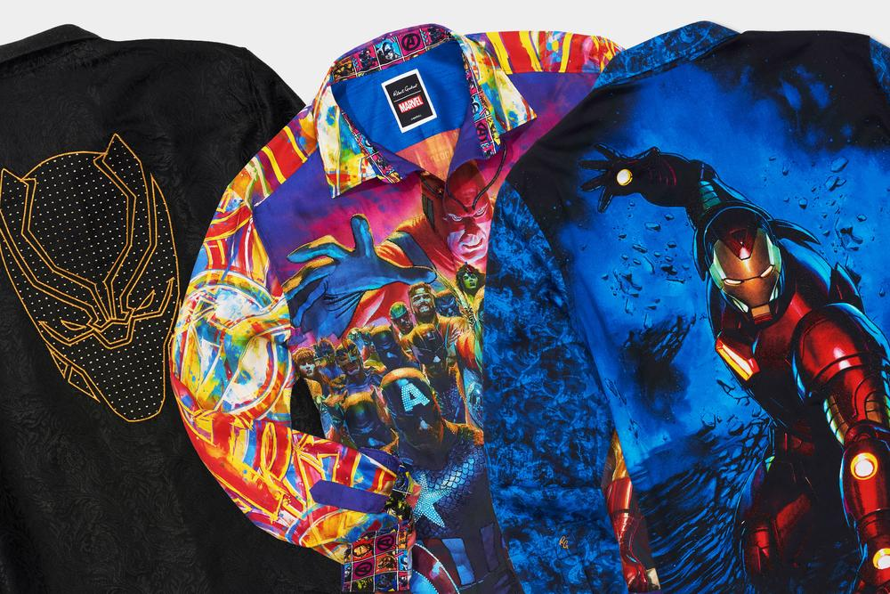 Robert Graham Marvel Collection