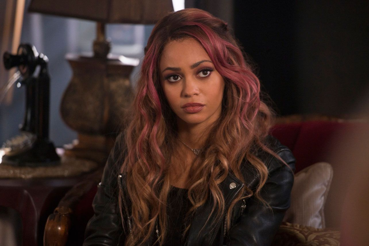 Character Toni Topaz from Riverdale, The CW