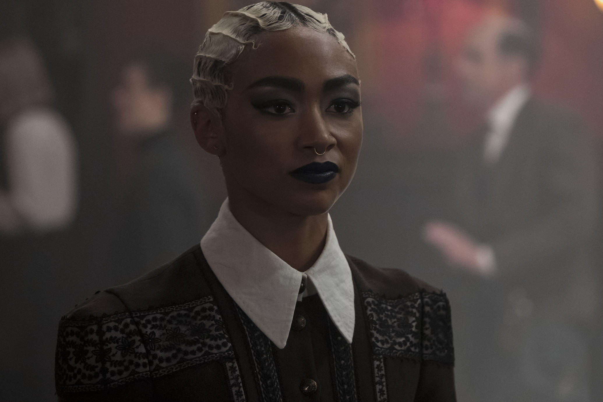 Character Prudence Blackwood from The Chilling Adventures of Sabrina, Netflix