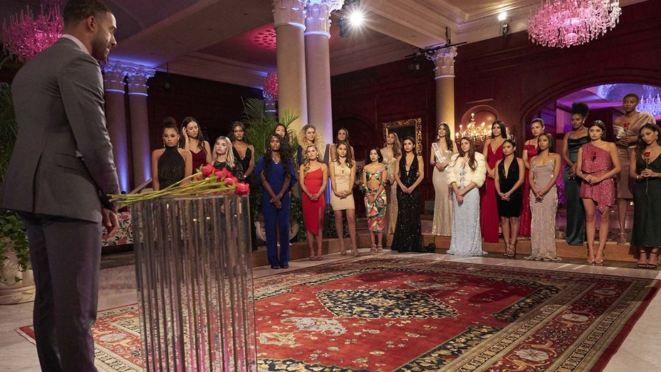 Screen still of The Bachelor, season 25
