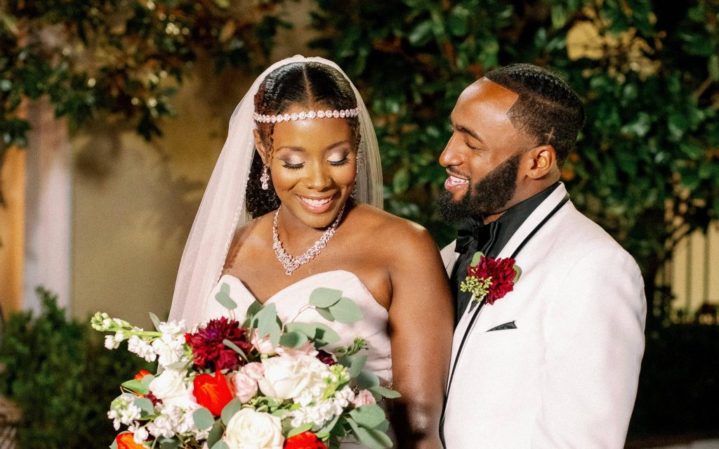 Amani and Woody on Lifetime's Married at First Sight (s11)